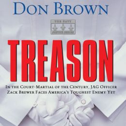Treason: Navy Justice Series, Book 1
