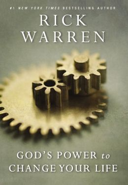 God's Power to Change Your Life