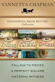 Book Cover Image. Title: The Shipshewana Amish Mystery Collection, Author: Vannetta Chapman