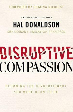 Book Disruptive Compassion: Becoming the Revolutionary You Were Born to Be