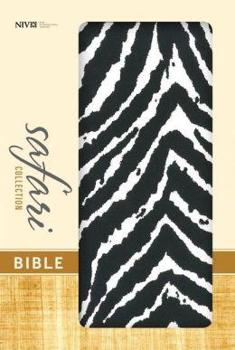 NIV Safari Collection Bible