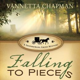 Falling to Pieces: Shipshewana Amish Mystery Series, Book 1