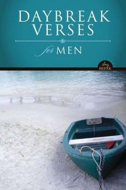 DayBreak Verses for Men