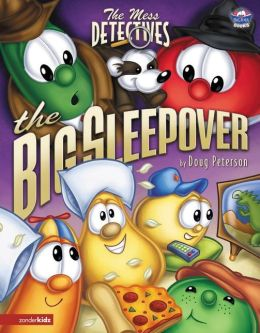 The Mess Detectives: The Big Sleepover