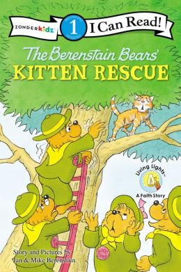 The Berenstain Bears' Kitten Rescue (I Can Read Book 1 Series)