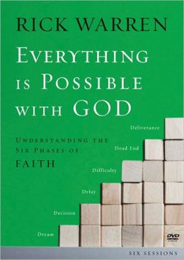 The Everything Is Possible: Understanding the Six Phases of Faith