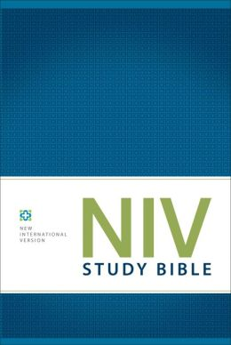 NIV Study Bible (Red Letter Edition)