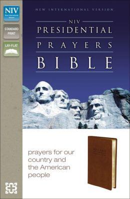NIV Presidential Prayers Bible