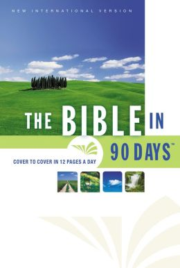 The NIV Bible in 90 Days