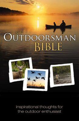 NIV Outdoorsman Bible
