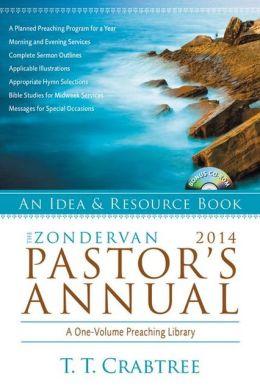 The Zondervan 2014 Pastor's Annual