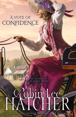 A Vote of Confidence (Sisters of Bethlehem Springs Series #1)