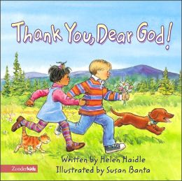 Thank You, Dear God!