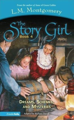 Dreams, Schemes, and Mysteries (The Story Girl Series #4)
