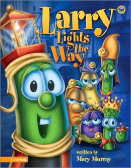 Larry Lights the Way (Big Idea Books Series)