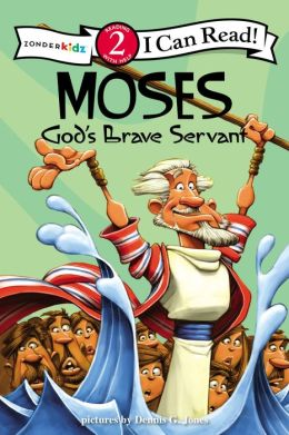 Moses, God's Brave Servant: Biblical Values