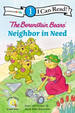 The Berenstain Bears' Neighbor in Need (I Can Read Book 1 Series)
