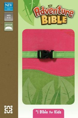 Adventure Bible, NIV Clip Closure
