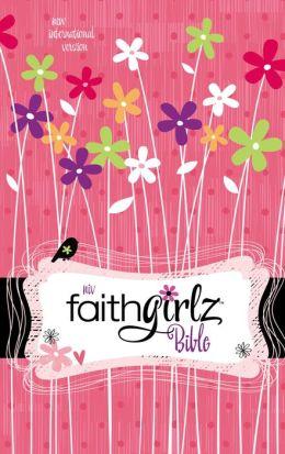 NIV Faithgirlz! Bible, Revised Edition
