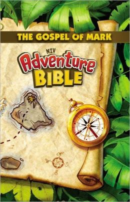 Adventure Bible: The Gospel of Mark, NIV