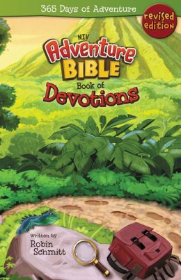 Adventure Bible Book of Devotions, NIV: 365 Days of Adventure