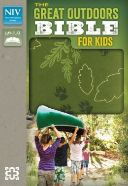 The Great Outdoors Bible for Kids, NIV