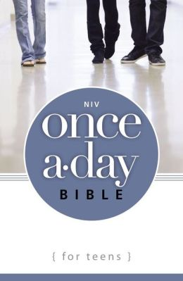 Once-A-Day Bible-NIV-Teens