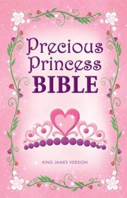 Precious Princess Bible, KJV