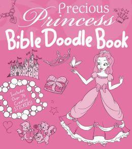 Precious Princess Bible Doodle Book