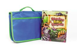 Adventure Bible Storybook with Bible Cover Pack, Limited Edition 2014