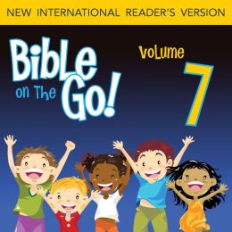 Bible on the Go, Volume 7: The Ten Plagues on Egypt; the First Passover; and the Exodus (Exodus 7-12)