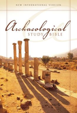 NIV Archaeological Study Bible: An Illustrated Walk Through Biblical History and Culture