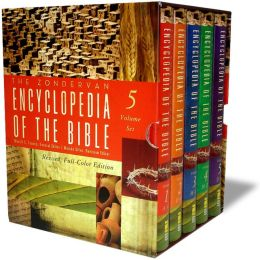 The Zondervan Encyclopedia of the Bible, Volume 3: Revised Full-Color Edition