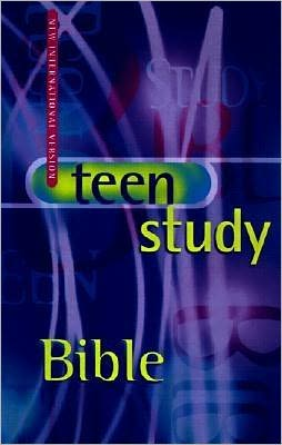 Teen Study Bible, Revised Edition: New International Version (NIV)