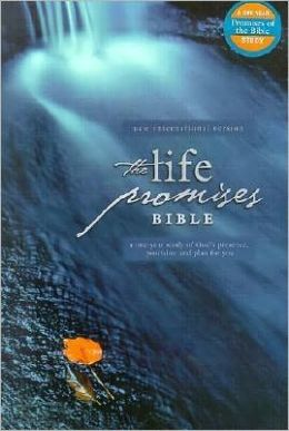 Life Promises Bible: New International Version (NIV)