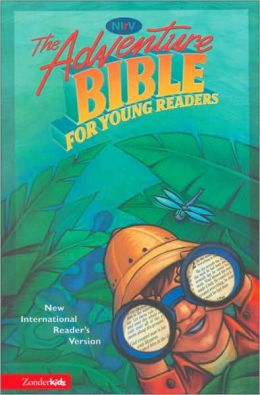 Adventure Bible for Young Readers: New International Reader's Version (NIrV)