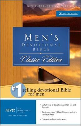 Men's Devotional Bible Classic: With Daily Devotions from Godly Men