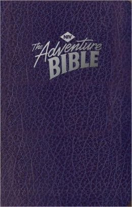 Adventure Bible, Revised Edition: New International Version (NIV), purple imitation leather