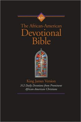 The African American Devotional Bible: King James Version (KJV), words of Christ in red