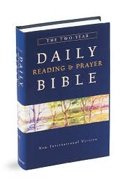 Bible NIV Daily Reading Prayers