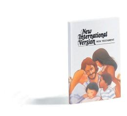 NIV Pocket Thin New Testament for Children
