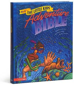 Little Kids Adventure Bible Lawrence O. Richards