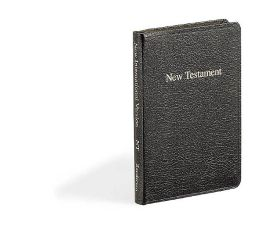 Shirt Pocket New Testament