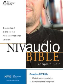 NIV Dramatized Audio Bible: Multi-voice Edition