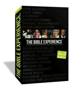 Inspired By . . . The Bible Experience: The Complete Bible: A Dramatic Audio Bible Performed by 400 of Today's Biggest Stars