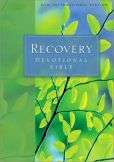 Book Cover Image. Title: Recovery Devotional Bible, Author: Verne Becker