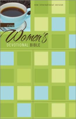 New Women's Devotional Bible, Compact