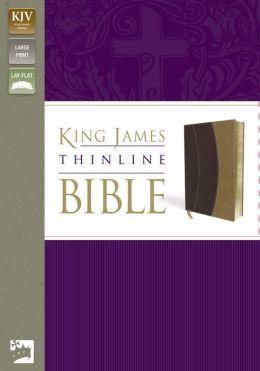 King James Version Thinline Bible