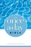 Book Cover Image. Title: NIV Once-A-Day Bible:  Chronological Edition, Author: Zondervan