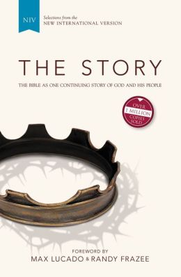 The Story NIV: The Bible as One Continuing Story of God and His People